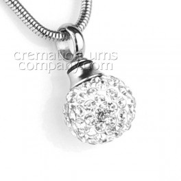 Trinity no2 ash pendant cremation ashes jewellery mozeypictures Choice Image