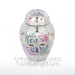 http://www.cremationurnscompany.com/1617-thickbox_default/rainbow-flower-mini-urn-3inch.jpg
